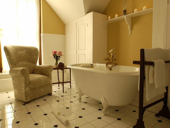 River Manor Boutique Hotel and Spa - Bathroom