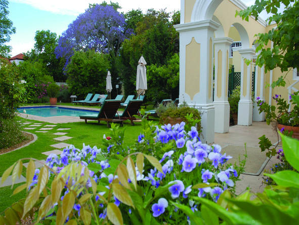 River Manor Boutique Hotel and Spa - Garden