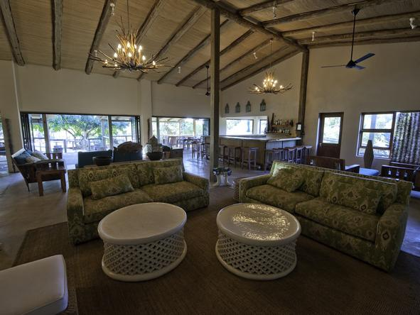 Rocktail Beach Camp - lounge