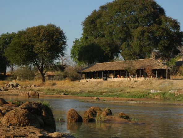 Ruaha River Lodge - Location