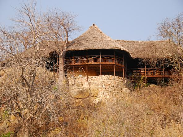 Ruaha River Lodge - Surrounding