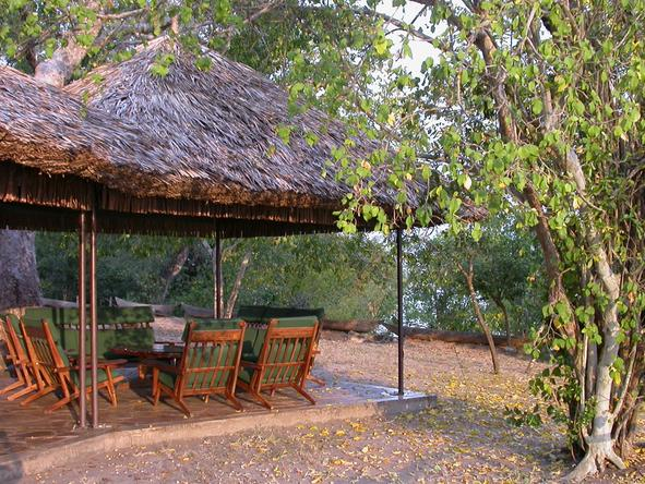 Rufiji River Camp - Relaxing