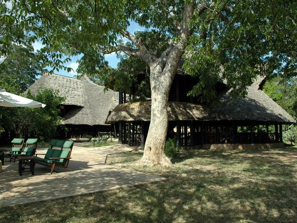 Rufiji River Camp - Camp Facilities