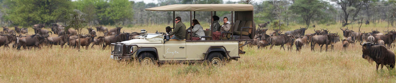 Singita - synonymous with fantastic service and exceptional luxury, Singita is one of Africa's most luxurious safari brands.