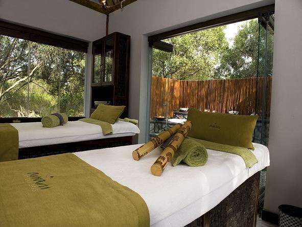 Sabi Sabi Bush Lodge - Spa2