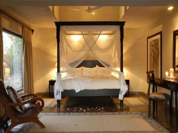 Sabi Sabi Bush Lodge - Bedroom1