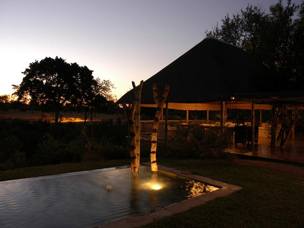 Sabi Sabi Bush Lodge - Pool2