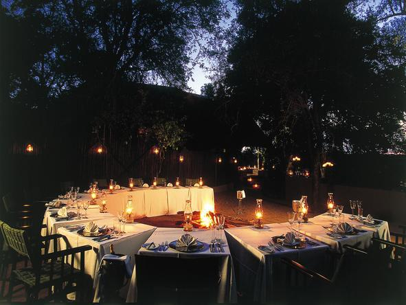 Sabi Sabi Selati Lodge - Dining