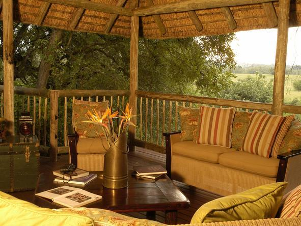 Sabi Sabi Selati Lodge - Lounge2