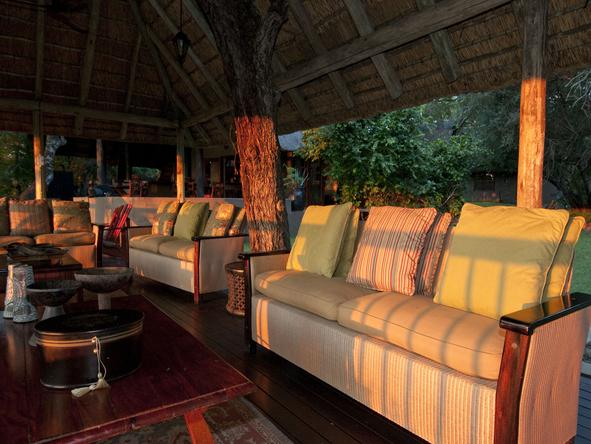 Sabi Sabi Selati Lodge - Lounge3