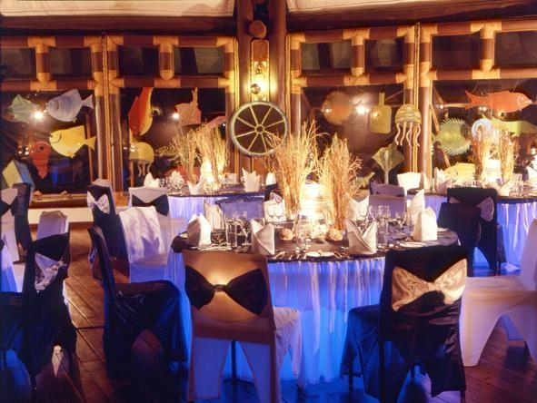 Safari Park Hotel - Romantic Candlelight dinner