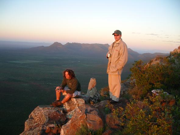 Samara Private Game Reserve - Viewpoint