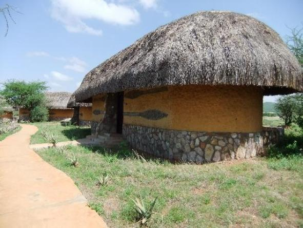Samburu Sopa Lodge - Hut