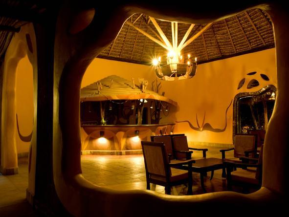 Samburu Sopa Lodge -Bar