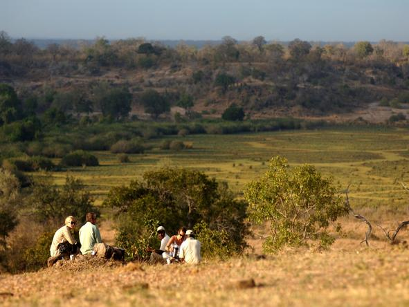 Sand River Selous - Walking Safari