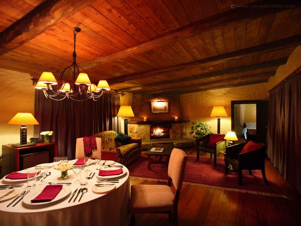 Sarova Lion Hill Game Lodge - Dining Room