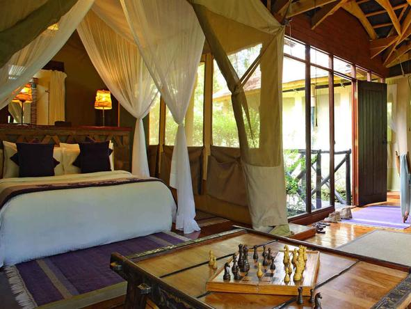 Sarova Mara Game Camp - Honeymoon