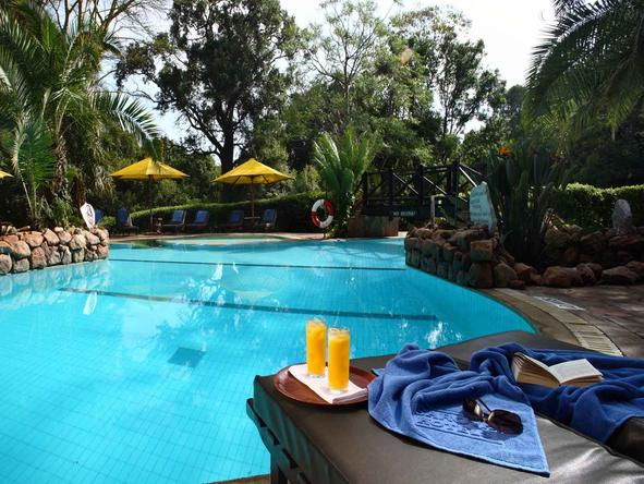 Sarova Mara Game Camp - Pool