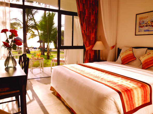 Sarova Whitesands Beach Resort and Spa - Bedroom1