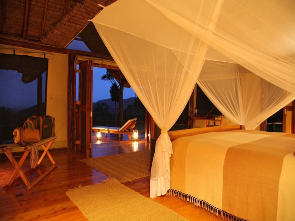 Saruni Mara - romantic suite with a view