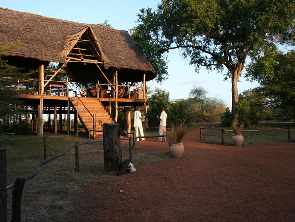 Selous Impala Camp - Camp