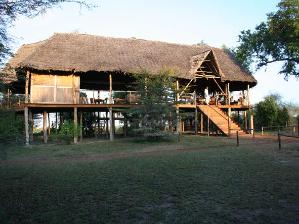 Selous Impala Camp - Main Camp