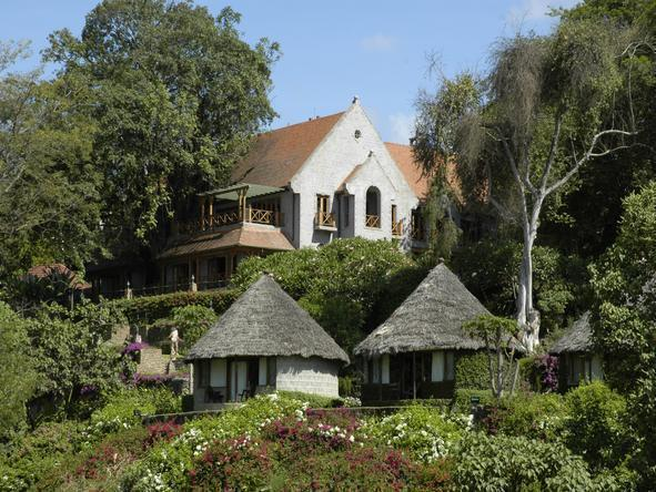 Serena Mountain Village Arusha - Hotel