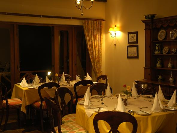 Serena Mountain Village Arusha - Restaurant