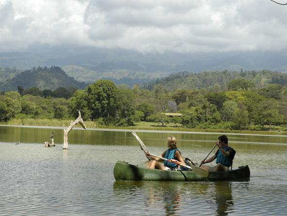 Serena Mountain Village Arusha - Kayak Tour