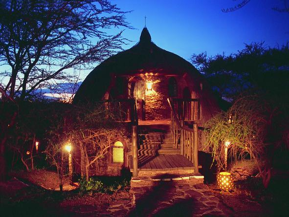 Serengeti Serena Safari Lodge - Accommodation