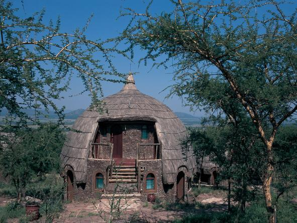 Serengeti Serena Safari Lodge - Huts2