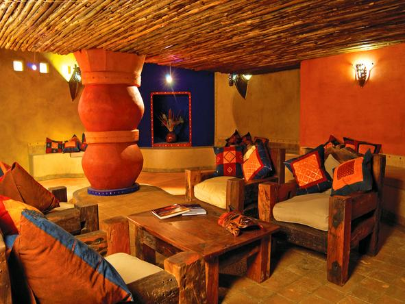 Serengeti Sopa Lodge - Lounge