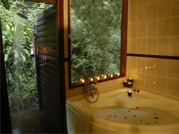 Serenity Forest Eco Reserve - Bathroom