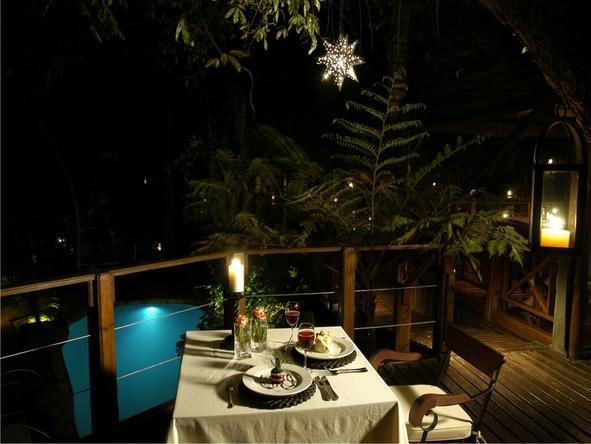 Serenity Forest Eco Reserve - Dinner