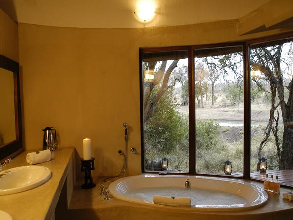 Serondella Lodge - Bathroom
