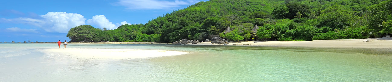 Seychelles Private Islands - discover endless white-sand beaches, unspoiled coral reefs and all the privacy and exclusivity you could ever wish for.