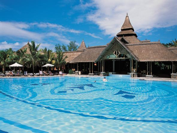 Shandrani Resort -Pool