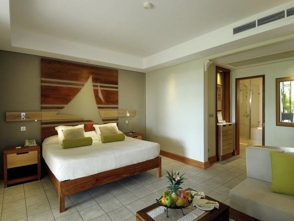 Shandrani Resort - Bedroom1