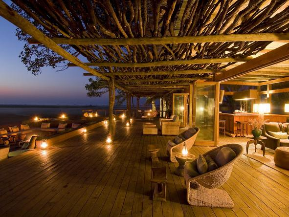 Shumba Bush Camp - Deck