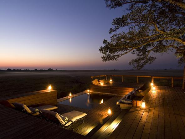 Shumba Bush Camp - Pool