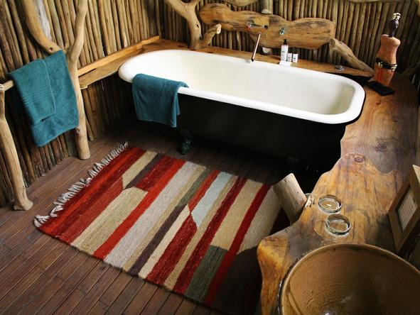 Sibuya Forest Camp - Bathroom2