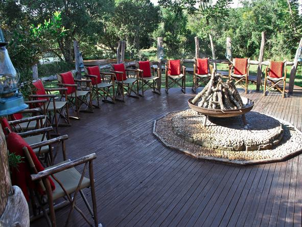 Sibuya Forest Camp - Boma