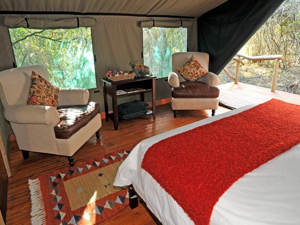 Sibuya River Camp - Accommodation