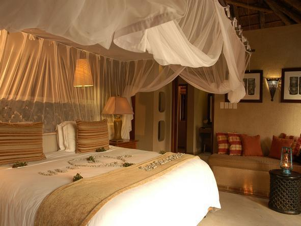 Simbambili Game Lodge - Bedroom2