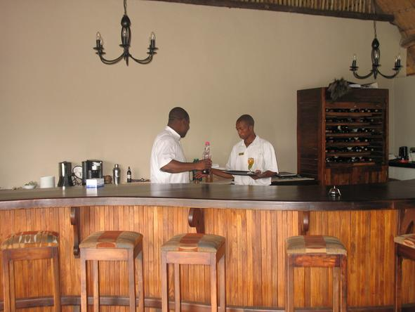 Simbavati River Lodge - Bar