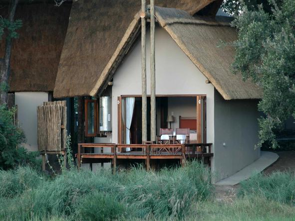 Simbavati River Lodge - Accommodation