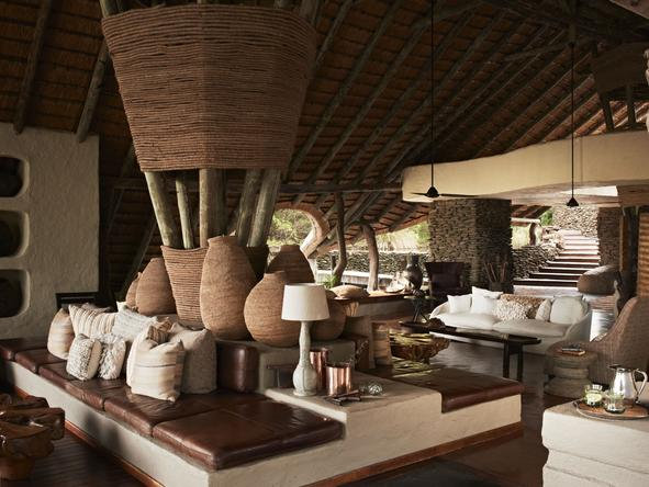 Singita Boulders Lodge - Lounge2