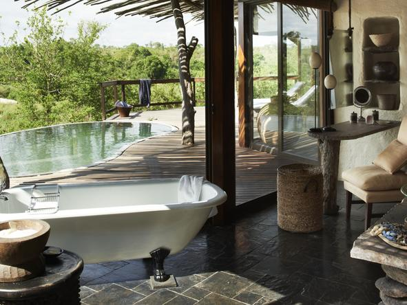 Singita Boulders Lodge - suite