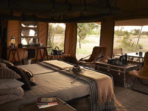 Singita Explore -Bedroom