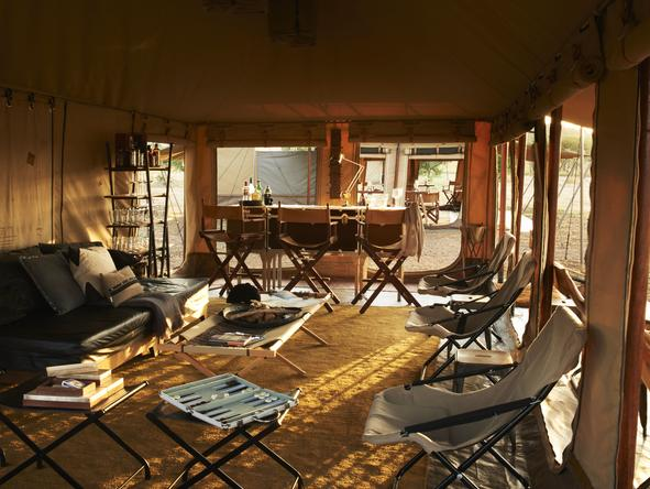 Singita Explore - Lounge